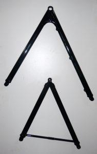 Triangles de Tatuus FR2000